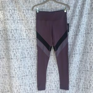 BCBGMaxAsria Tri-Colored Leggings NWT